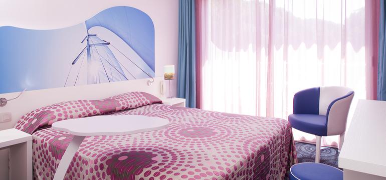 Photo d'une chambre de l'hôtel Europe