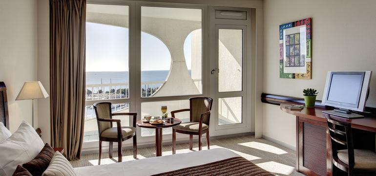 Photo d'une chambre de l'hôtel Mercure