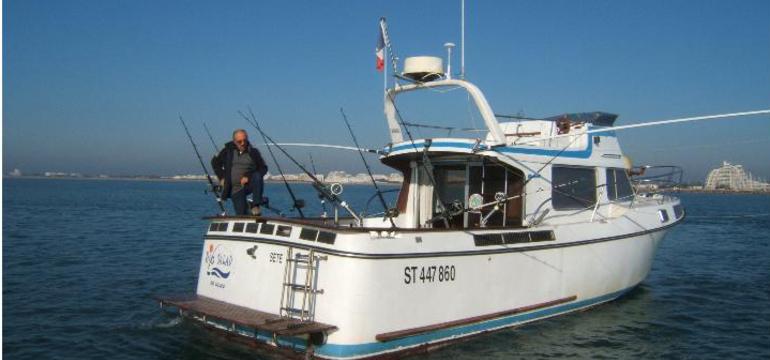 Bateau de la Pêche au tout gros