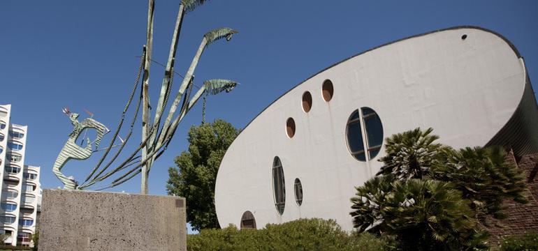Photo du Palais des Congrès de La Grande Motte