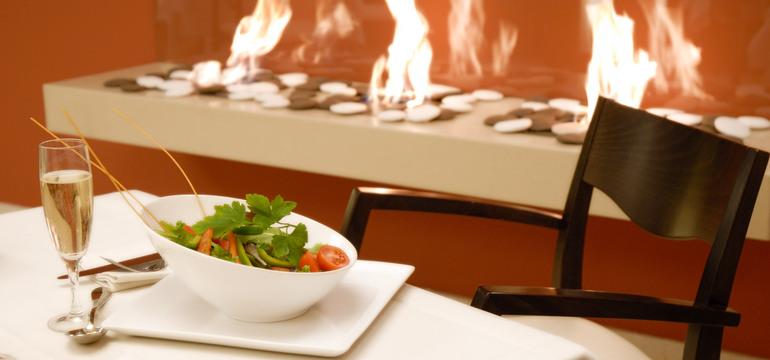 Restaurant - Hôtel Les Corallines