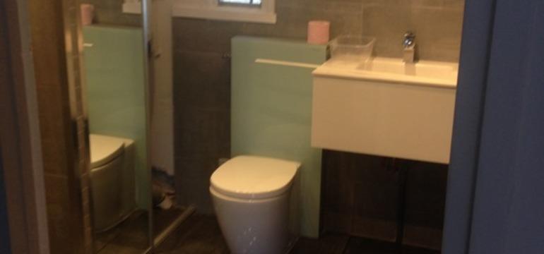 toilettes salle de bain