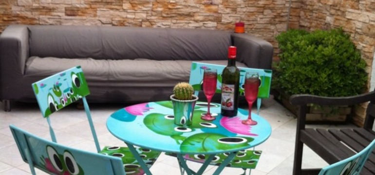 terrasse / patio